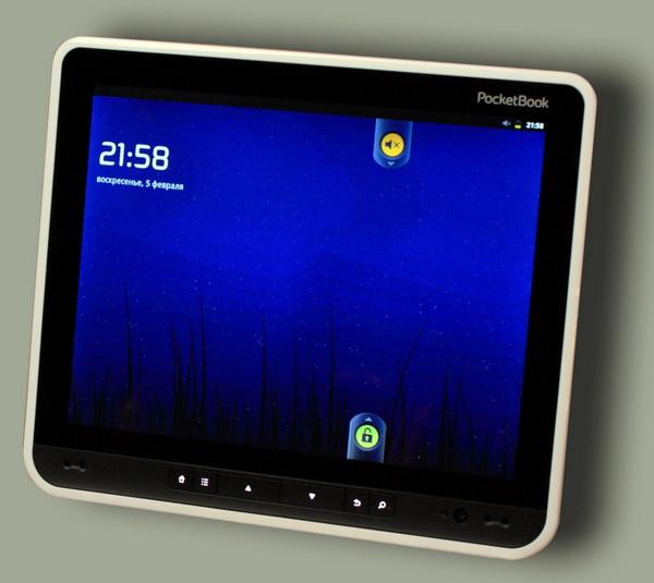 PocketBook a10 прошивка Android