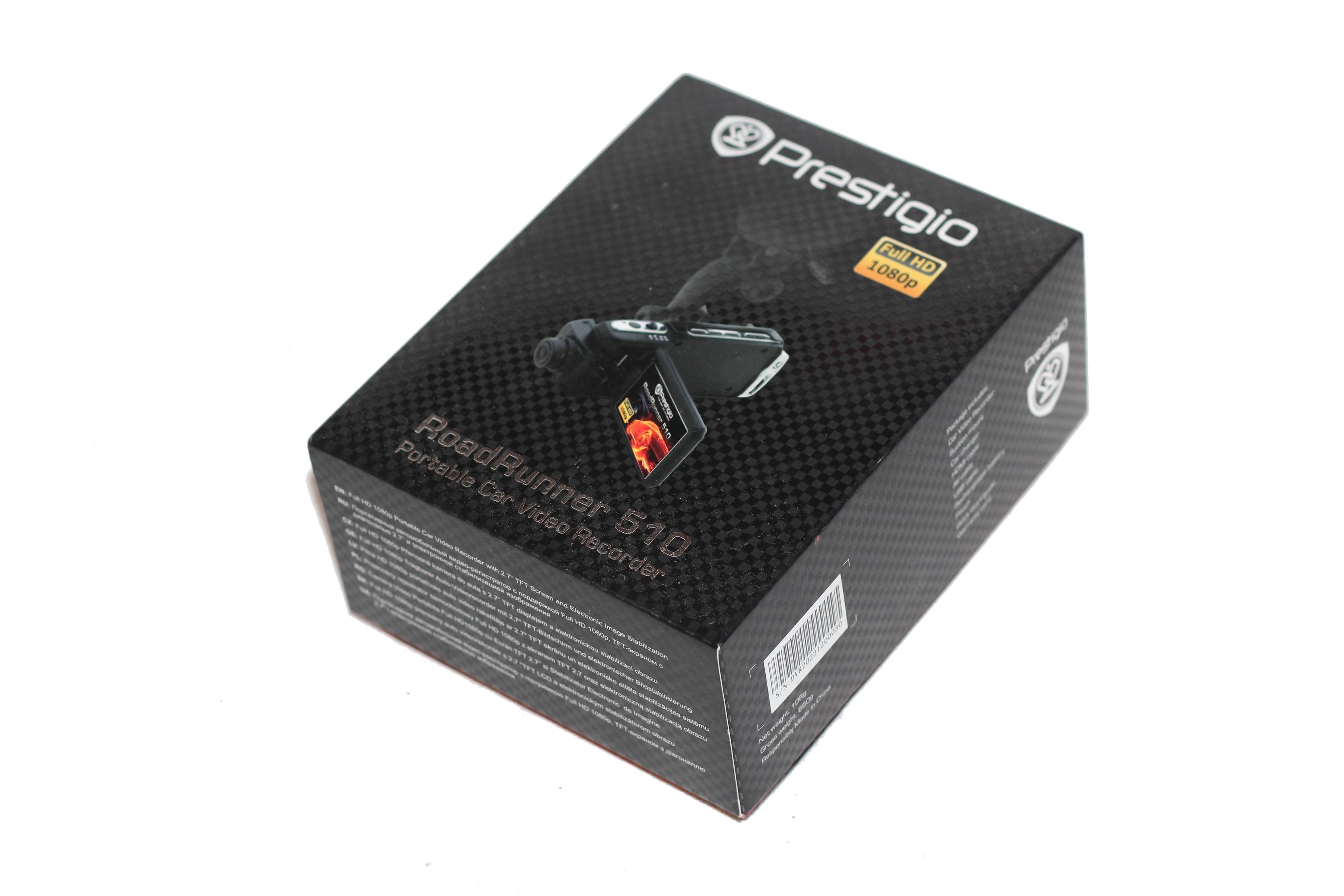 инструкция к автомобильному видеорегистратору prestigio roadrunner 510 скачать